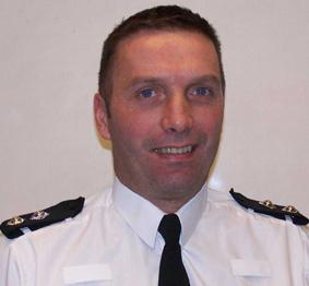 Inspector Ian Stubbs
