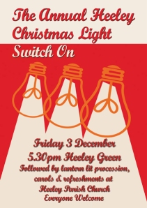 Heeley Green Light Switch On