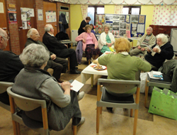 Heeley History Group celebrates the anniversary of the Blitz