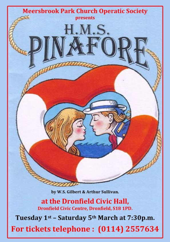 HMS Pinafore - Meersbrook Operatic Society
