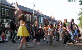 B-Roads Street Dancing