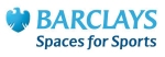 Barclays Spaces for Sport logo
