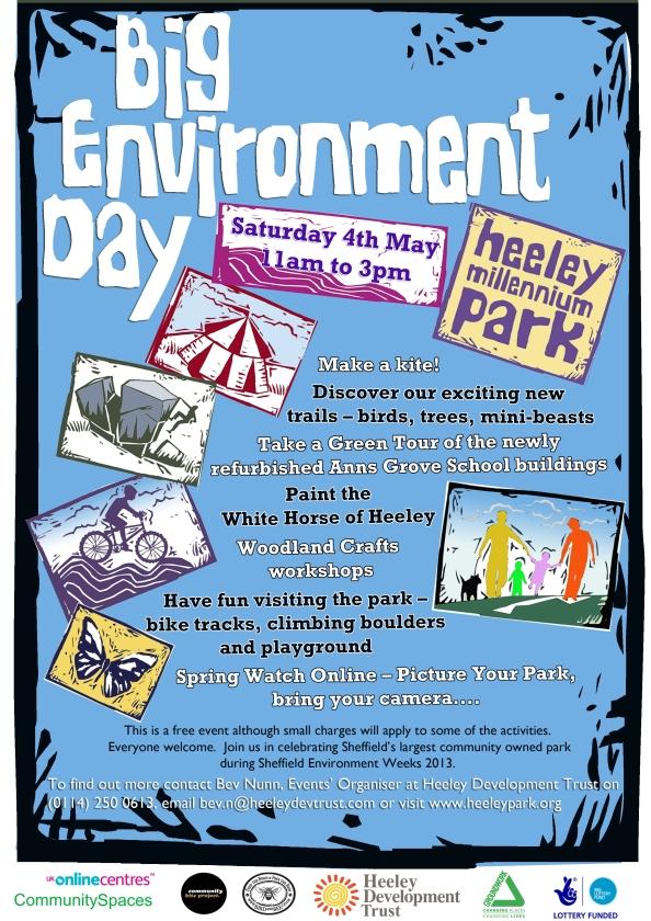 Poster - Big Environment Day