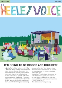 Heeley Voice Issue 62 Front Page1