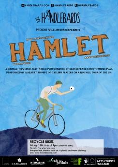Hamlet @ Recycle Bikes