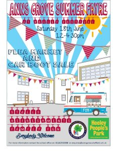 AGS Summer Fayre poster final